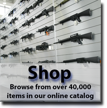 Guns and Ammo online sales